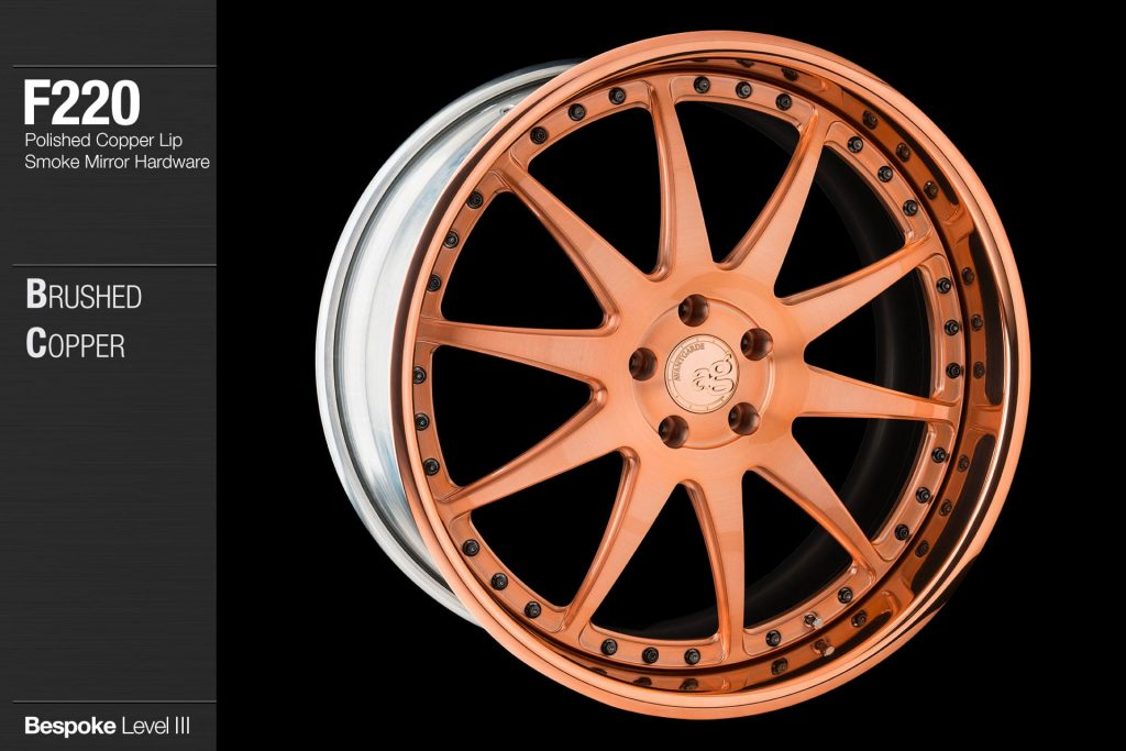 avant-garde-ag-wheels-f220-brushed-copper-face-polished-copper-lip-smoke-mirror-hardware-4-min
