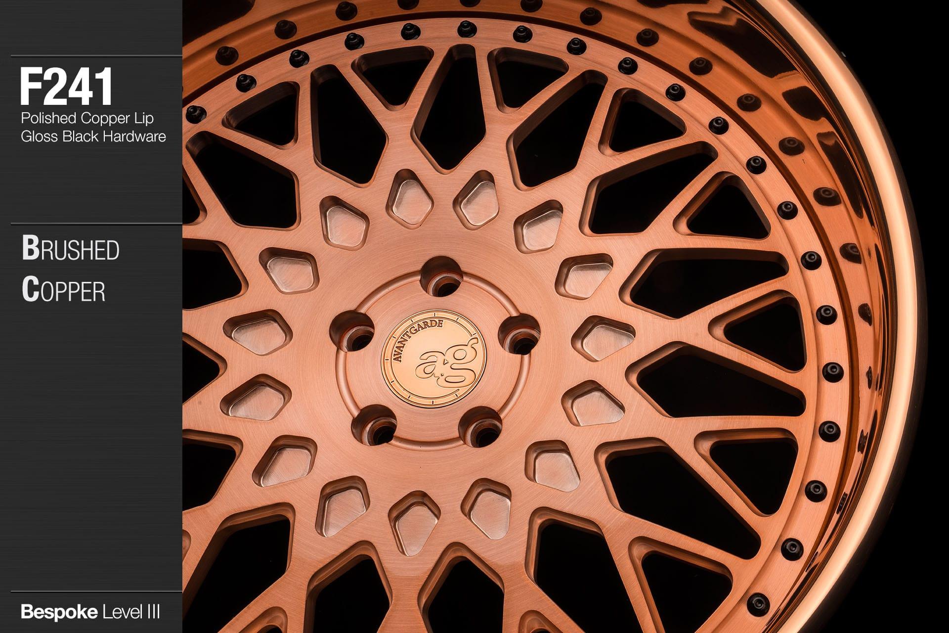 avant-garde-ag-wheels-f241-brushed-copper-face-polished-lip-gloss-black-hardware-2-min