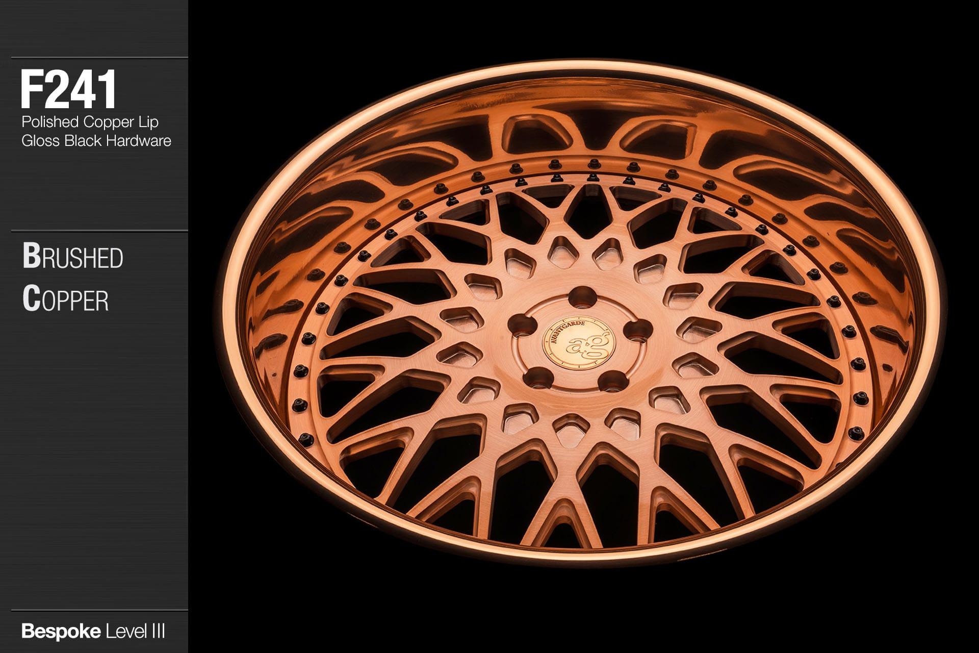 avant-garde-ag-wheels-f241-brushed-copper-face-polished-lip-gloss-black-hardware-3-min