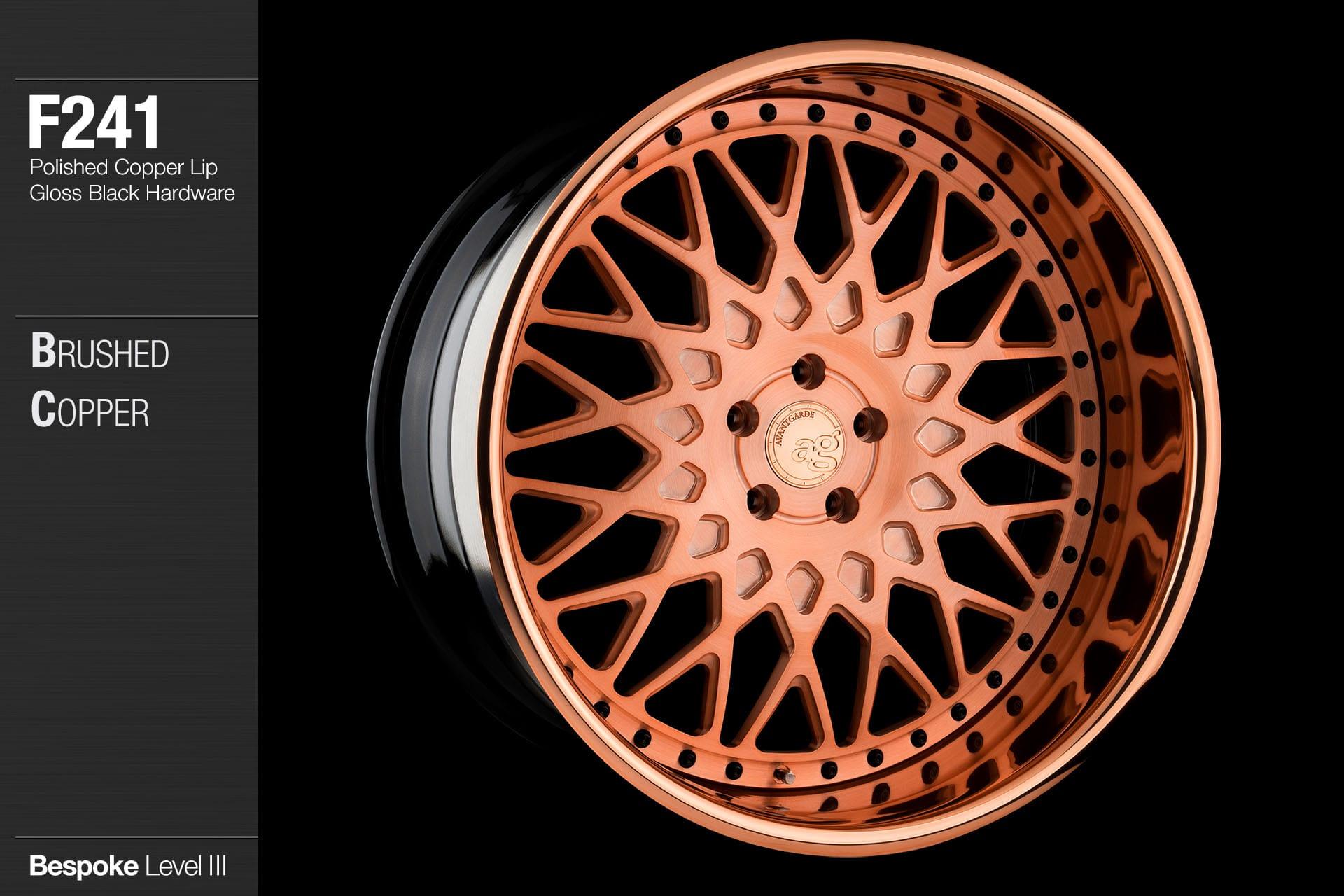 avant-garde-ag-wheels-f241-brushed-copper-face-polished-lip-gloss-black-hardware-4-min
