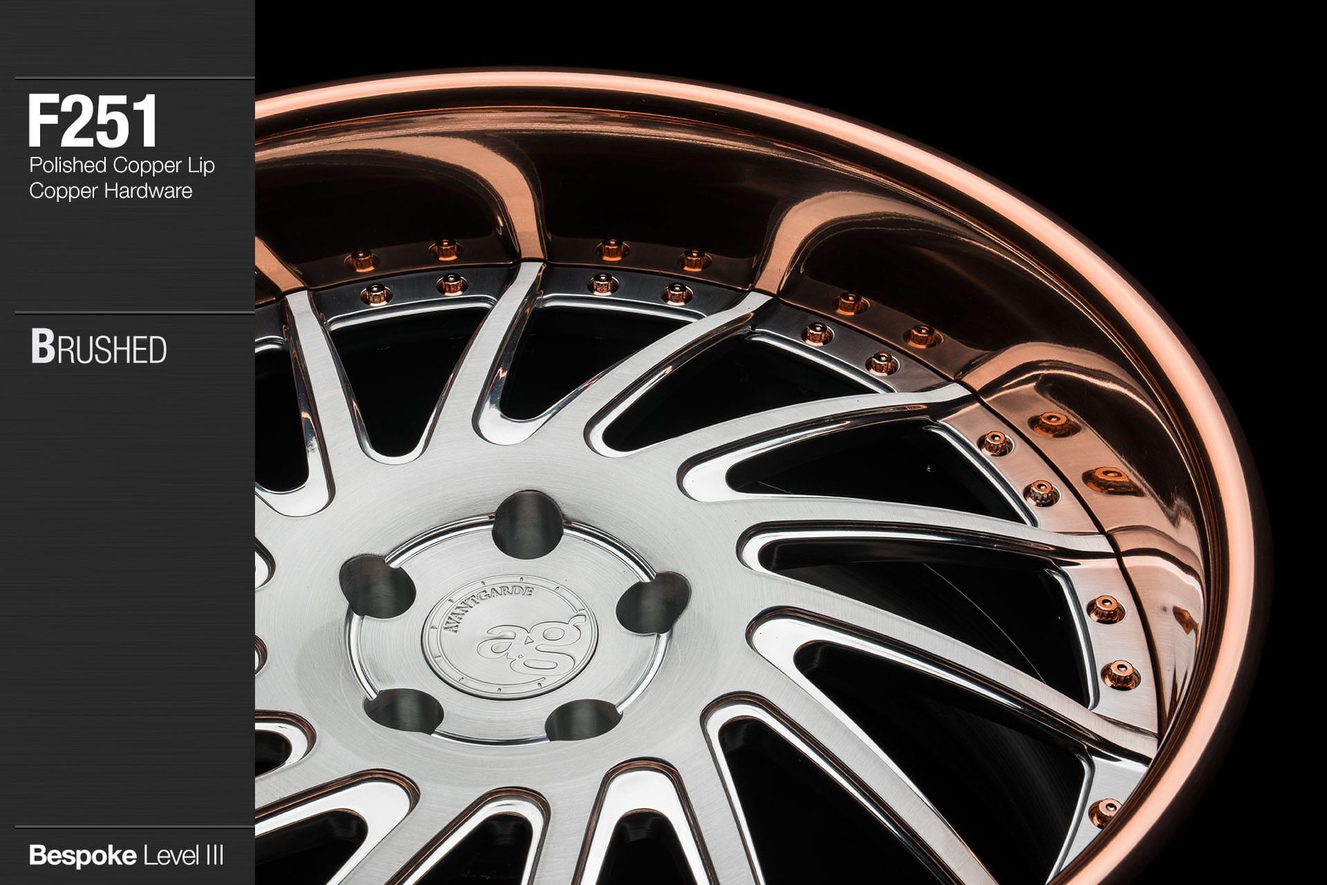 avant-garde-ag-wheels-f251-brushed-face-polished-copper-lip-hardware-2-min