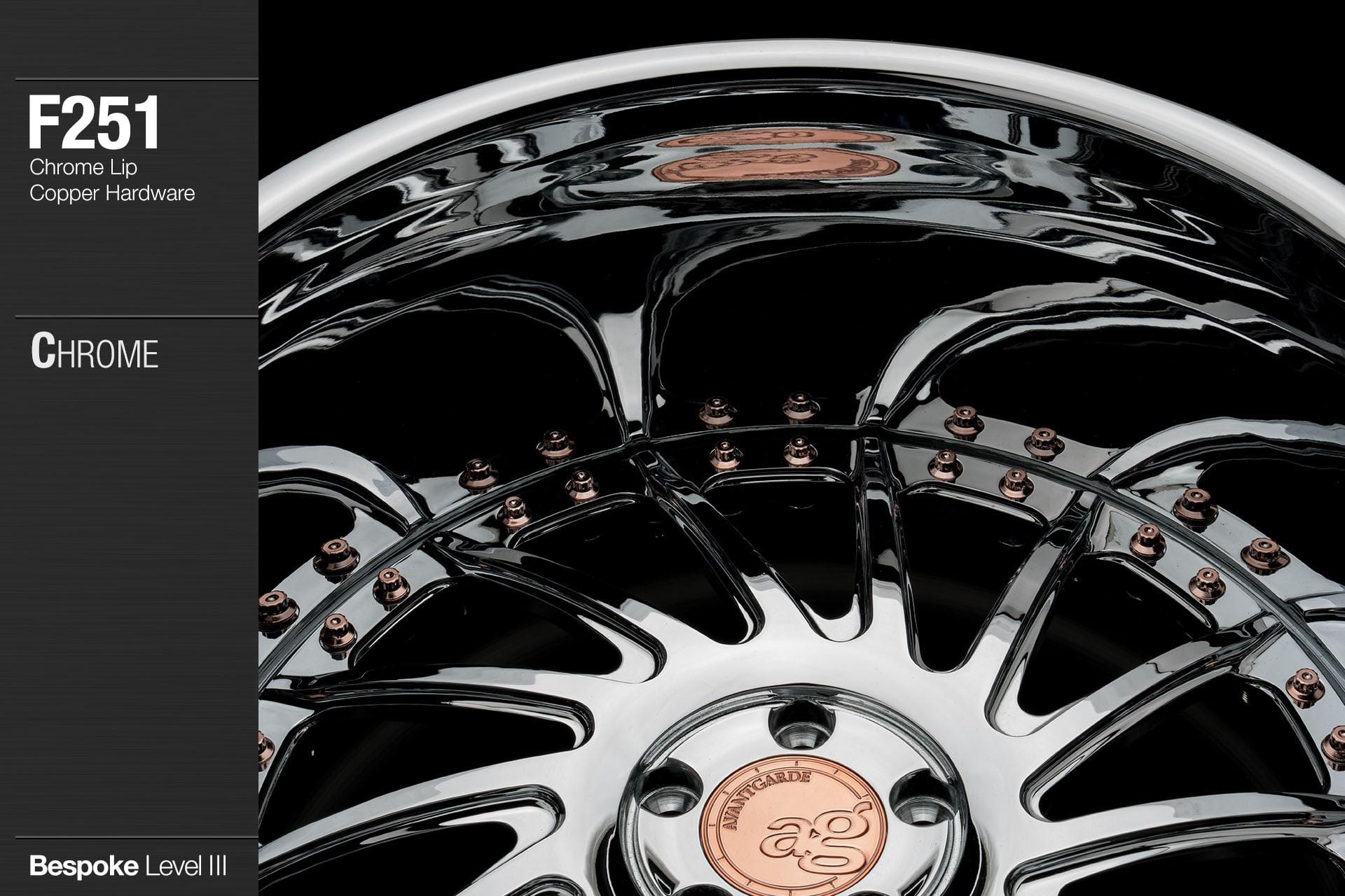 avant-garde-ag-wheels-f251-chrome-face-lip-copper-hardware-4-min