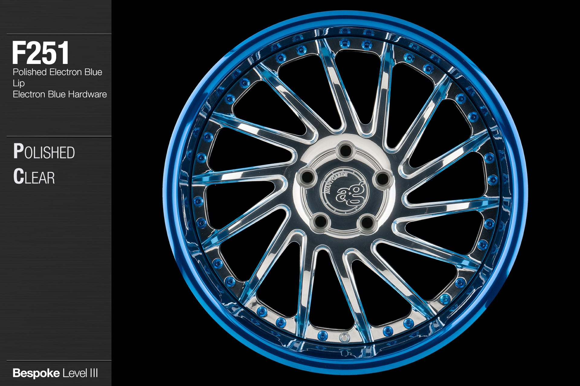 avant-garde-ag-wheels-f251-polished-clear-face-polished-electron-blue-lip-hardware-1-min