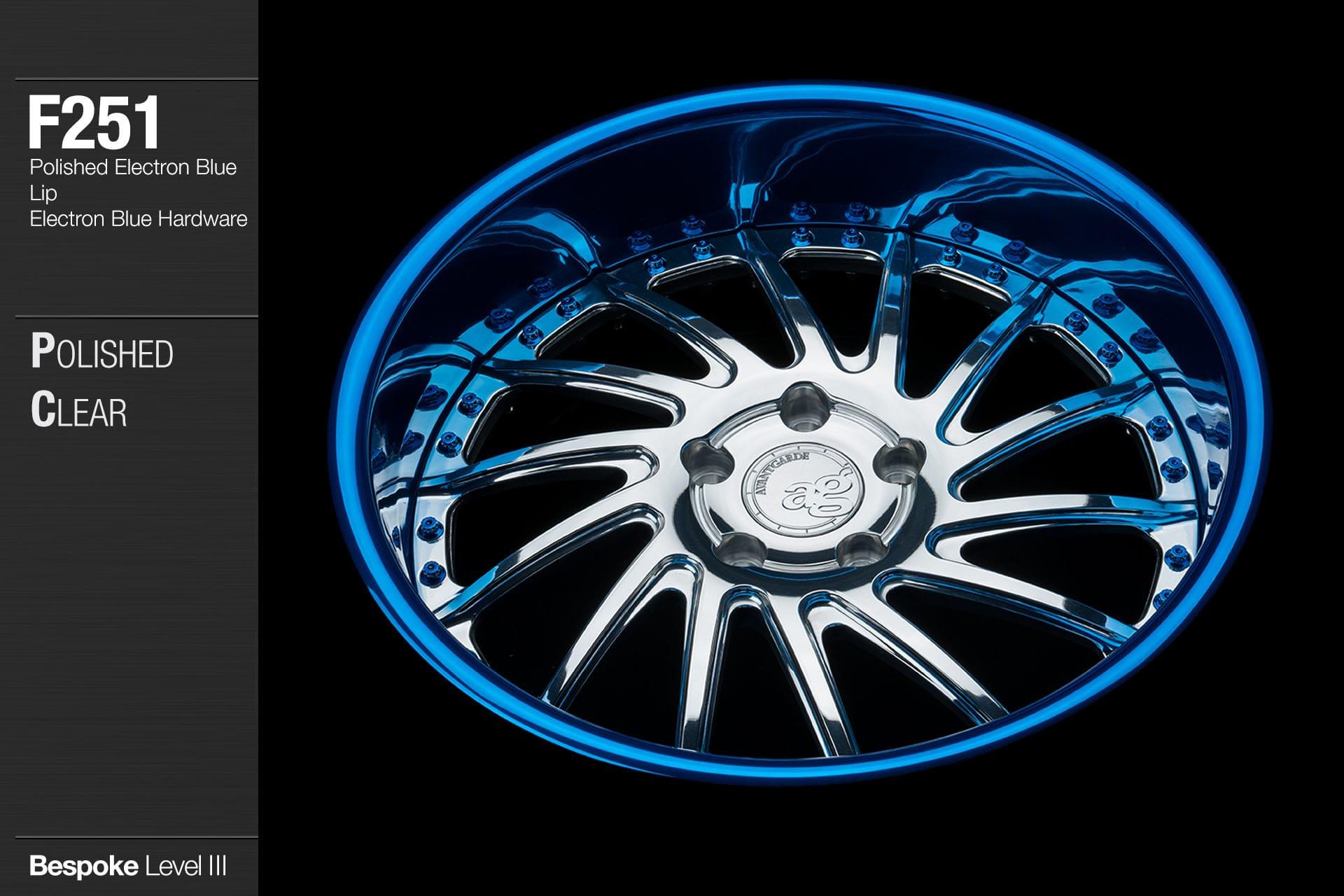 avant-garde-ag-wheels-f251-polished-clear-face-polished-electron-blue-lip-hardware-3-min