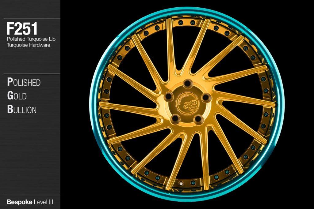 avant-garde-ag-wheels-f251-polished-gold-bullion-face-polished-turquoise-lip-hardware-1-min