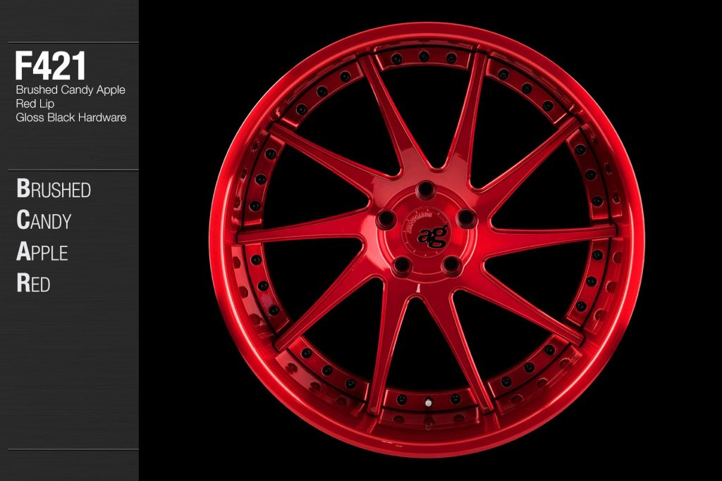 avant-garde-ag-wheels-f421-brushed-candy-apple-red-face-lip-gloss-black-hardware-1-min