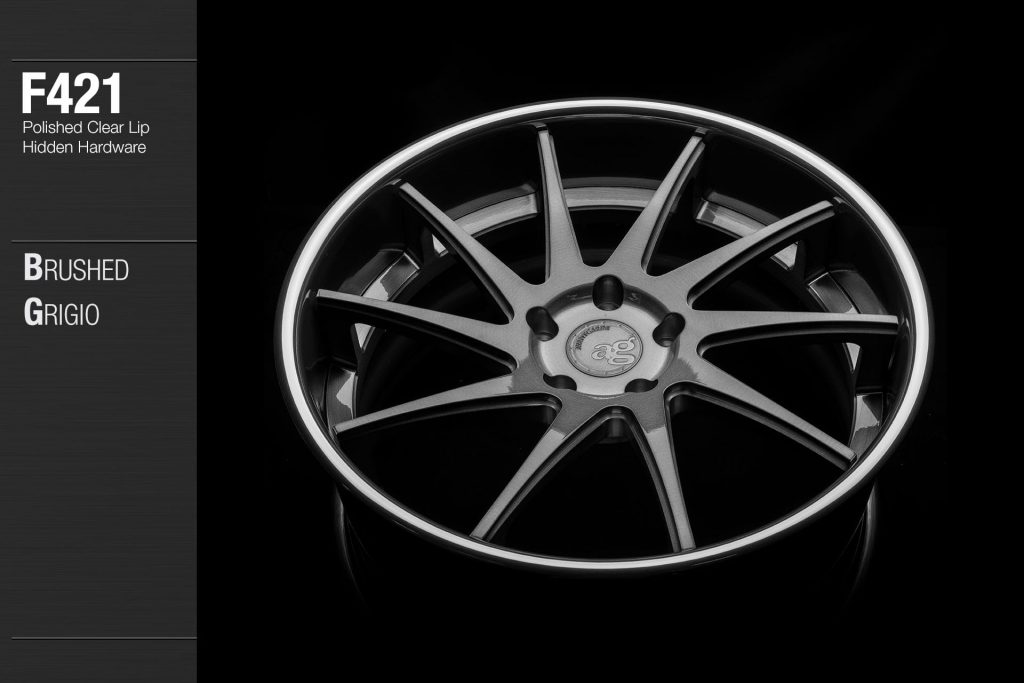 avant-garde-ag-wheels-f421-brushed-grigio--face-polished-clear-lip-hidden-hardware-3-min