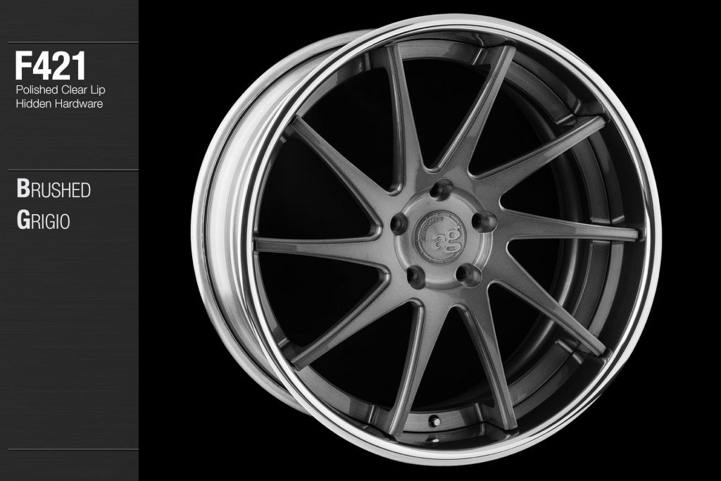 avant-garde-ag-wheels-f421-brushed-grigio--face-polished-clear-lip-hidden-hardware-4-min