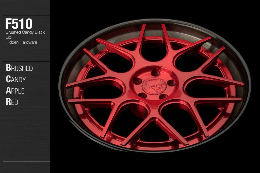 avant-garde-ag-wheels-f510-brushed-candy-apple-red-face-candy-black-lip-hidden-hardware-3-min