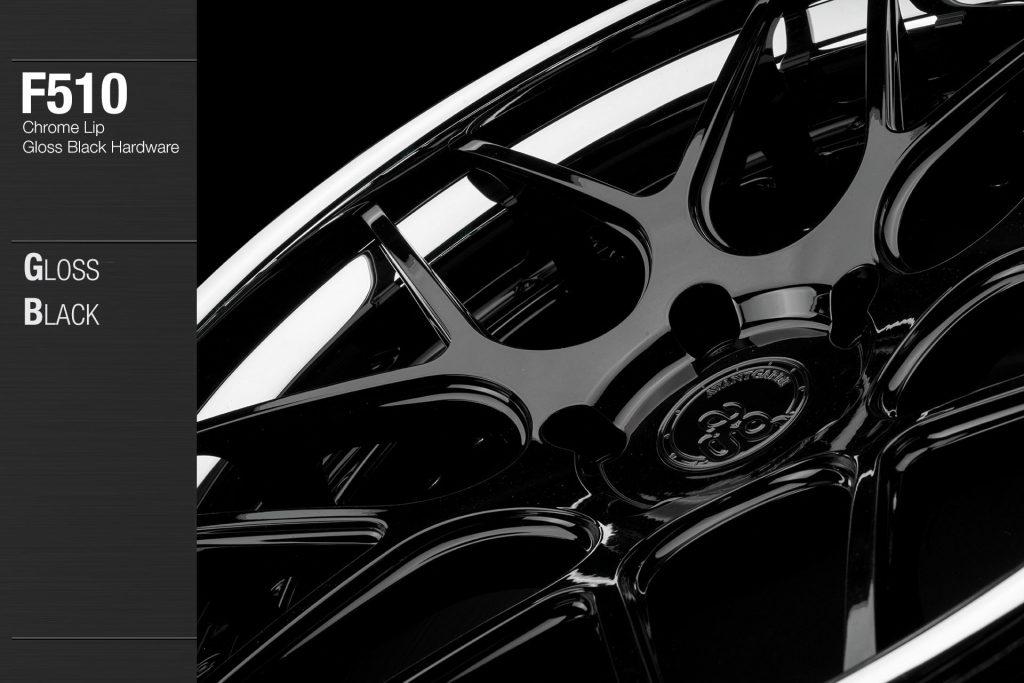 avant-garde-ag-wheels-f510-gloss-black-face-chrome-lip-hardware-2-min