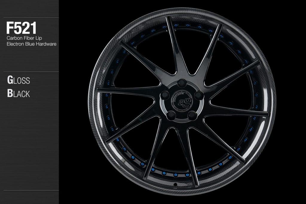 avant-garde-ag-wheels-f521-gloss-black-face-carbon-fiber-lip-electron-blue-hardware-1-min