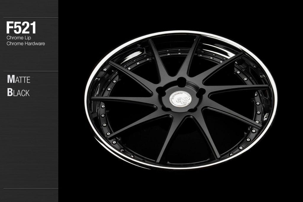 avant-garde-ag-wheels-f521-matte-black-face-chrome-lip-hardware-3-min