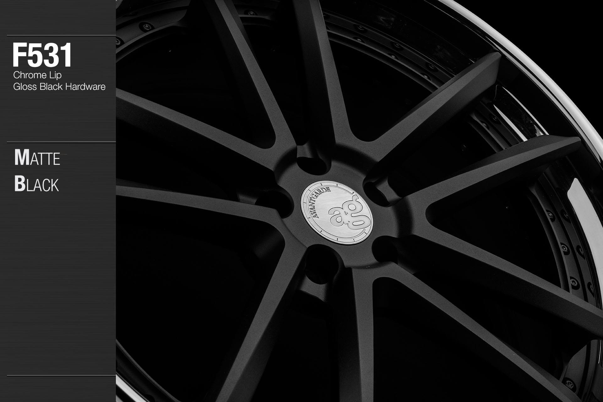 avant-garde-ag-wheels-f531-matte-black-face-chrome-lip-gloss-black-hardware-2-min