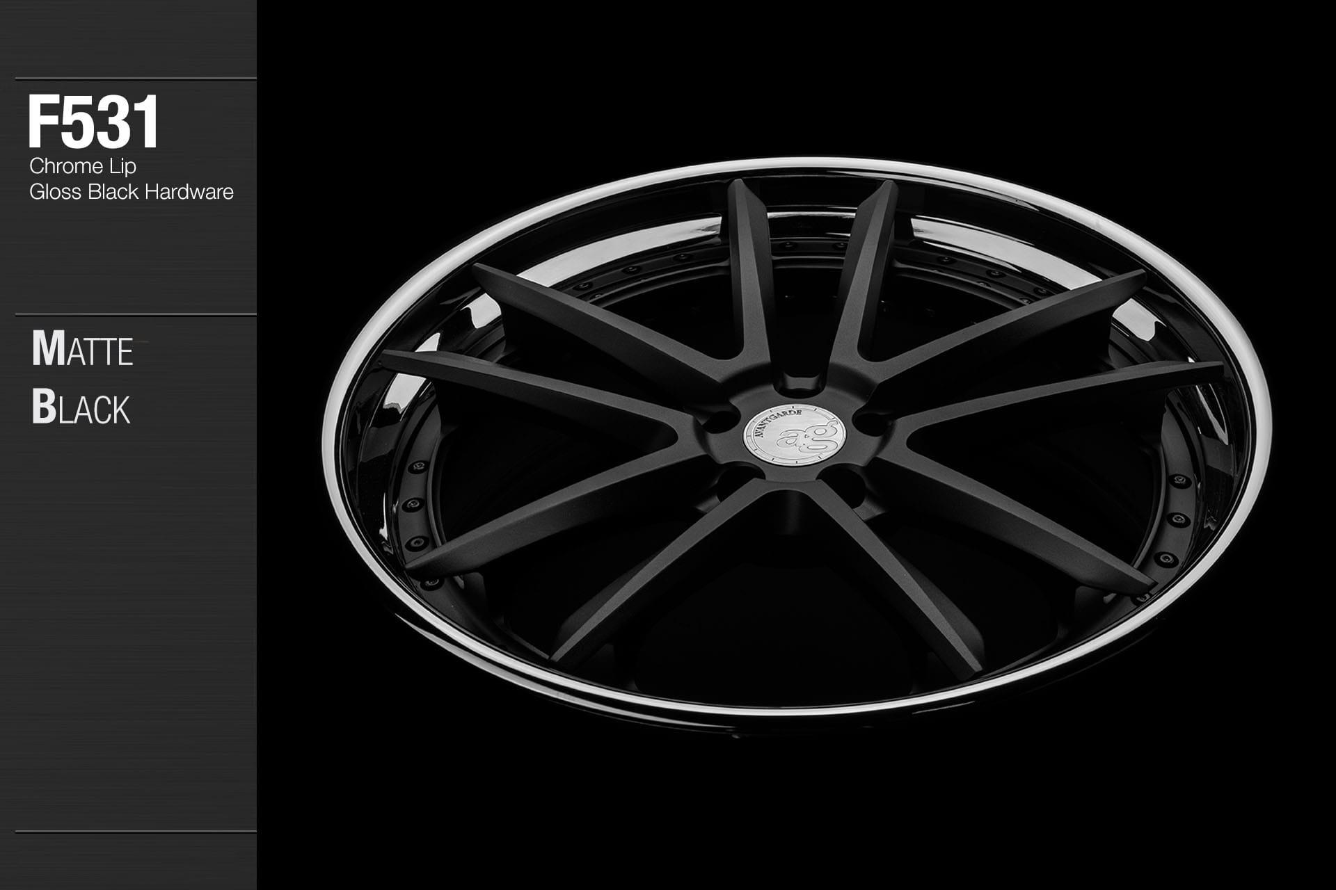avant-garde-ag-wheels-f531-matte-black-face-chrome-lip-gloss-black-hardware-3-min