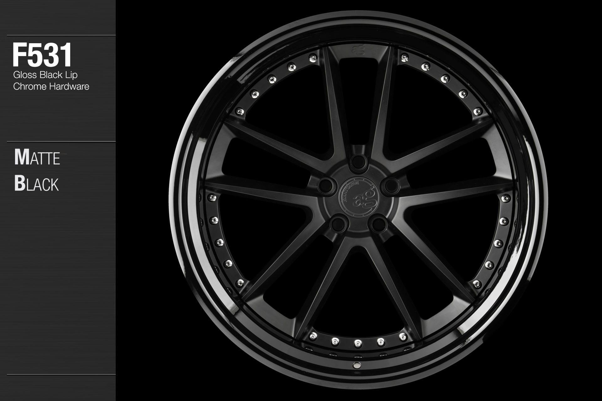 avant-garde-ag-wheels-f531-matte-black-face-gloss-lip-chrome-hardware-1-min