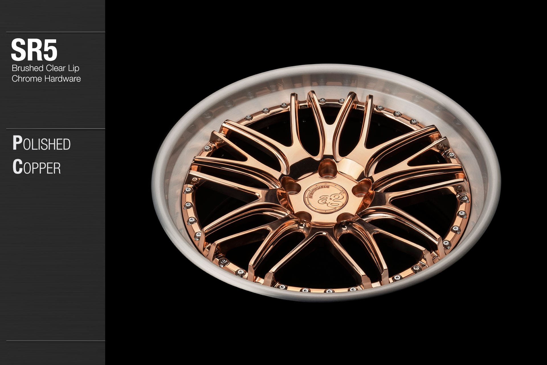 avant-garde-ag-wheels-sr5-polished-copper-face-brushed-clear-lip-chrome-hardware-3