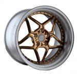F139 - Polished Liquid Bronze